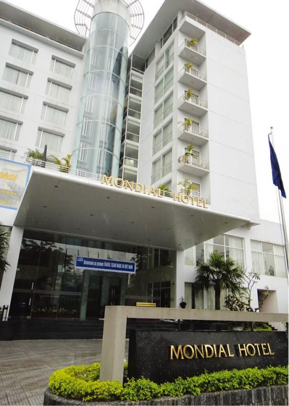 モンディアルホテル
