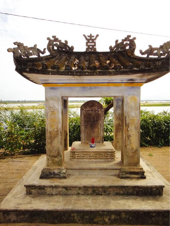 チャム族の象の祠