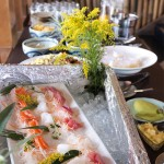 7区の日本料理店「櫂」が週末のランチビュッフェを開始
