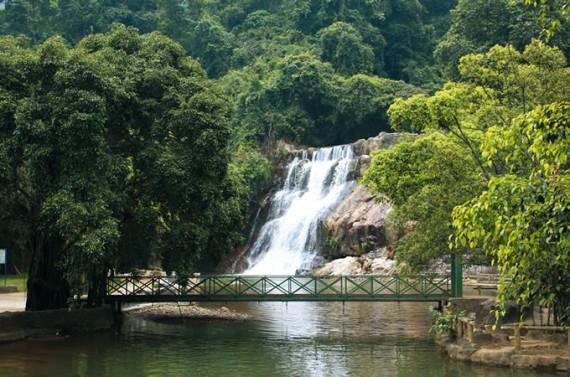 アオヴア公園(アオヴア観光支所)/Chi Nhanh Du Lich Ao Vua