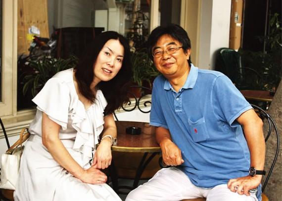 伊藤紀子(52)/佳宏(53)