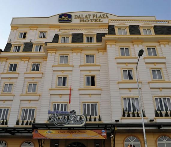ベストウェスタンダラットプラザホテル