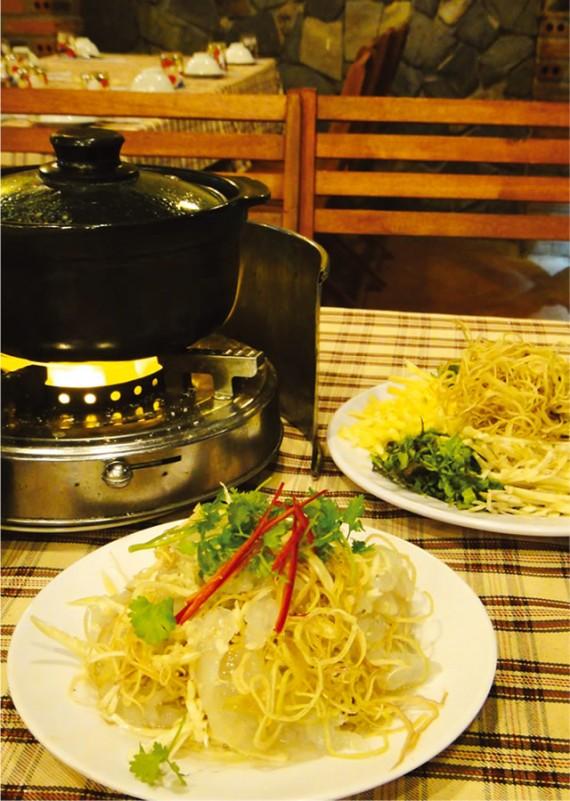 ホアンフイシーフードレストラン[ベトナム料理]