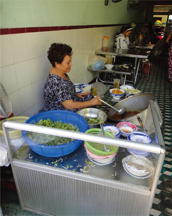 ブンカートゥー[ベトナム料理]