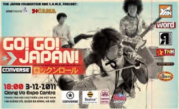 GOGO! JAPAN!