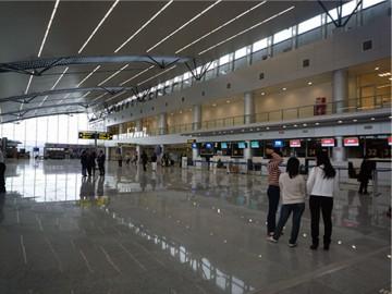 ダナン空港新ターミナル