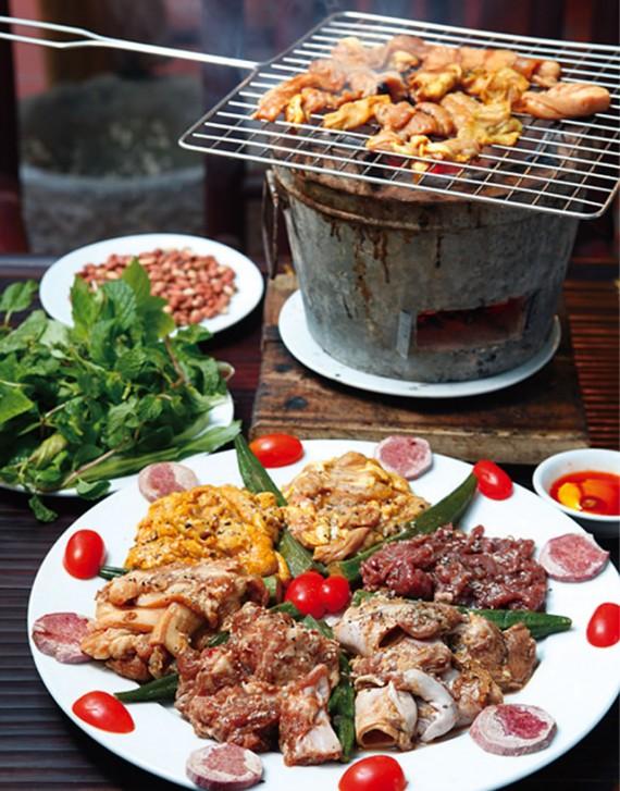 ローカル焼肉 フーオンクアン