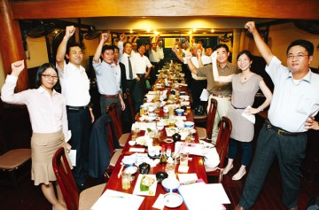 ハノイ稲門会@Hanoi