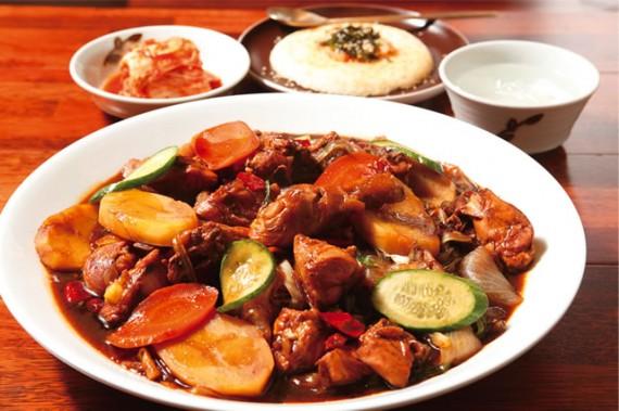 ボンチュ[韓国料理]