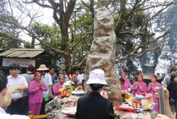 ベトナム建国の王の命日祭