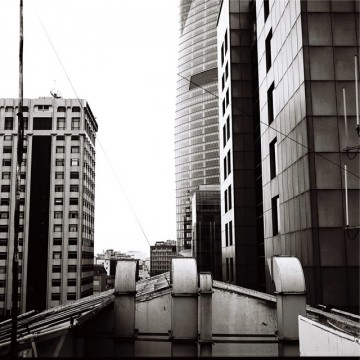 No. 005 今と昔のコントラスト/Fred Wissink