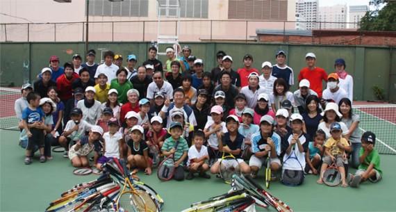 サイゴンいけてないテニス部@ホーチミン市