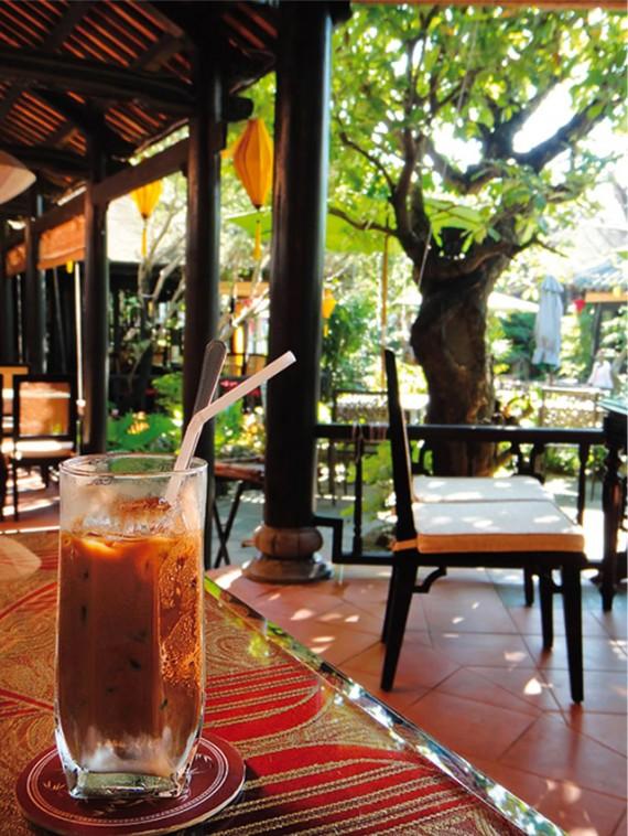 サイゴン風ミルクコーヒー