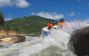 Khu Vui Choi Giai Tri Waterland Suoi Thach Lam