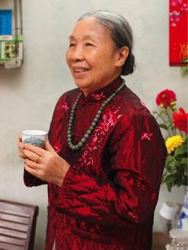 チャン・ティ・ミー(Tran Thi My)さん/75歳主婦
