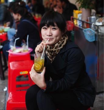 ファム・ラン・フオン(Pham Lan Huong)さん/20歳学生
