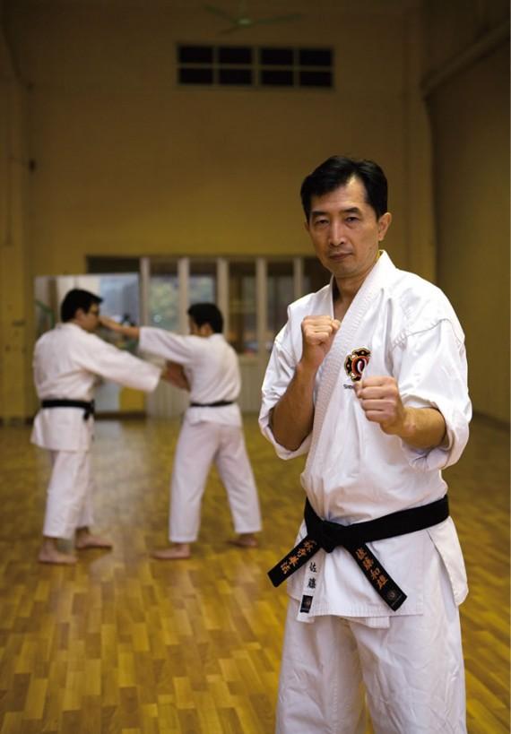 佐藤 和雄さん/少林寺拳法ベトナム・ハノイ支部監督