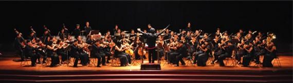 ベトナム国立交響楽団第50回定期演奏会!