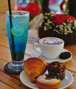 ウィンドミルズコーヒー&フラワー[カフェ&花屋]