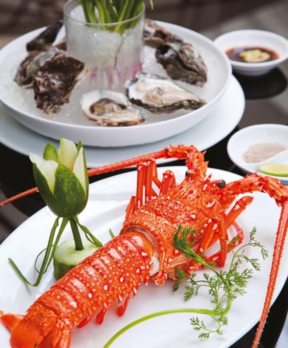 ニャーハンハイサンゴン[ベトナム料理]