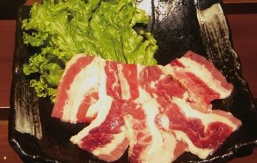 焼肉店「磊々/らいらい」の焼肉ランチ