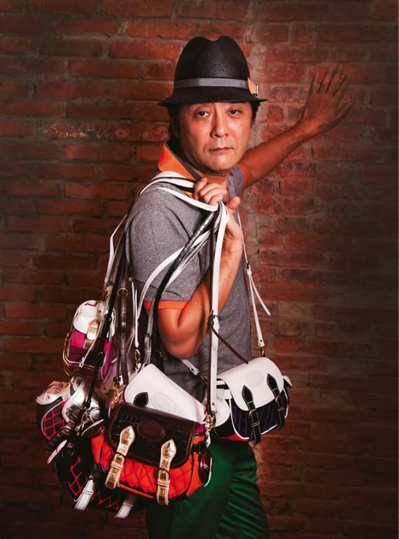 澤村貴之さん/ハンドバッグデザイナー