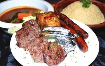 北アフリカ料理「バージャ」