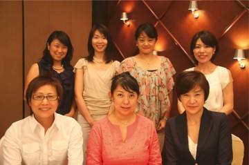 ホーチミン日本婦人アオザイ会
