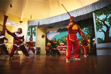 ベトナム伝統武術国際フェスティヴァル