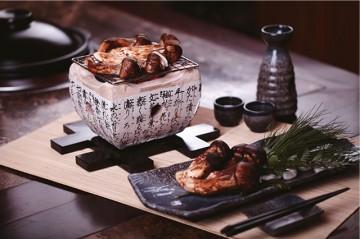 キノコ鍋「アシマ」