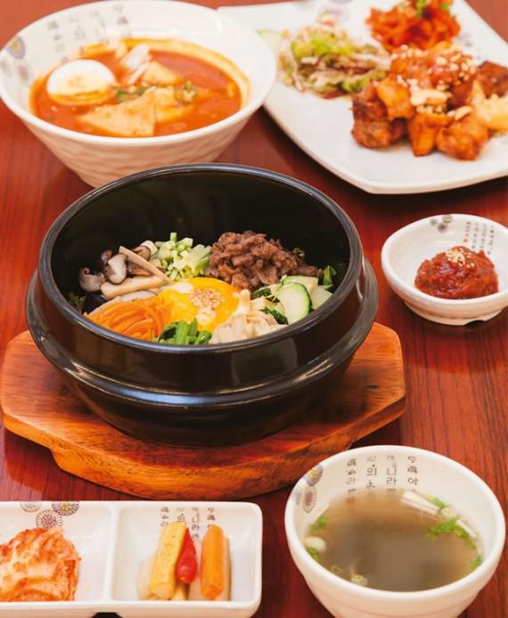 ソウルデリ&ショップ[韓国料理]