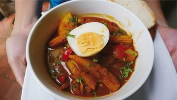 「ケセラ」のスープカレー
