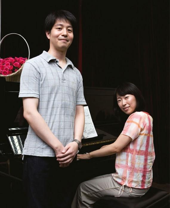 フロイデ合唱団指導者/坊向 敏和さん、良子さん