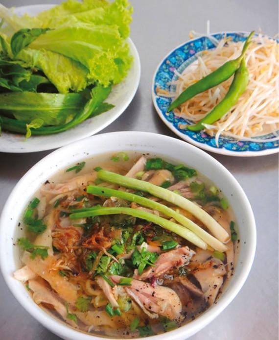 クアンゴックアン[ベトナム料理]