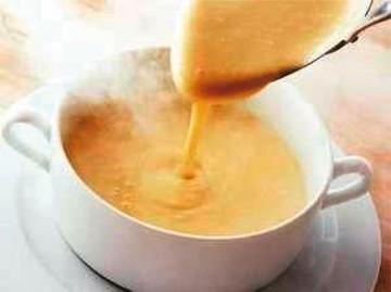 「ドラゴンステーキ」の極旨スープ