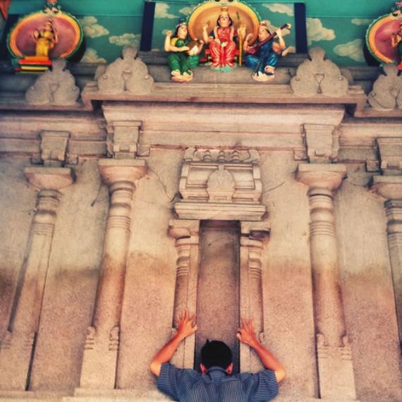 No.021 祈りの壁/Tsering Tashi Gyalthang