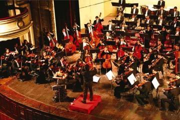 今月のベトナム国立交響楽団(VNSO)
