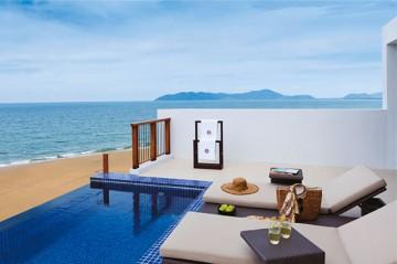 フエ近くのランコー(Lang Co)ビーチ沿いに、5つ星リゾート「アンサナランコー」が2012年11月1日(木)にオープン予定。
