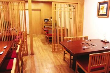 日本料理店「三和」