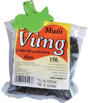ベトナム版「ゴマ塩」