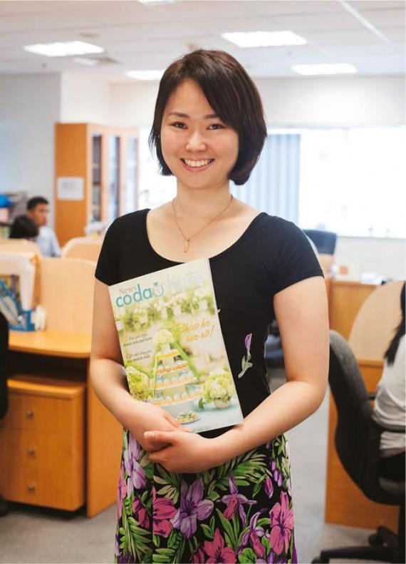 ベトナムの日本人/藤井 悠夏さん/コーヤウチュウレ事業ディレクター