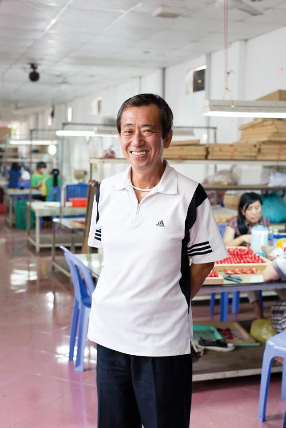 ベトナムの日本人/林 天功さん/ヴィーサーヴコネクション運営