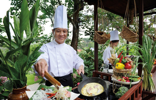 Cooking class 8