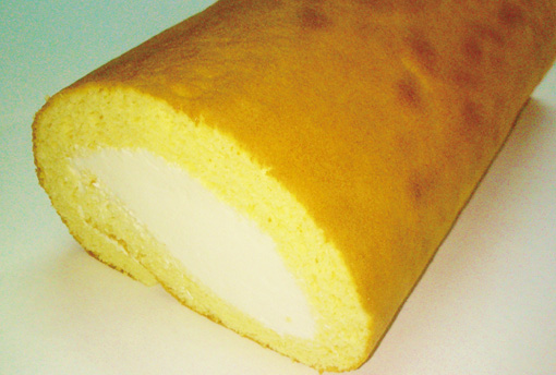 fresh Cream roll cake