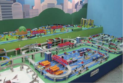 Takara Tomy Train Toy Model 2