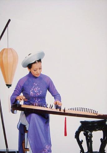 ベトナム楽器