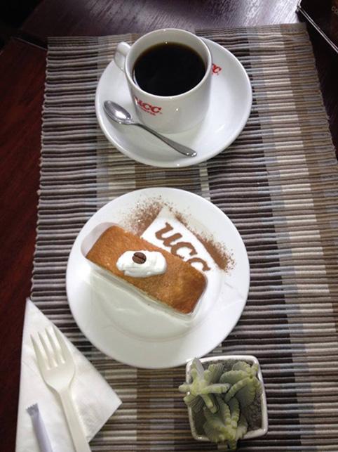 ●コーヒーロールケーキ