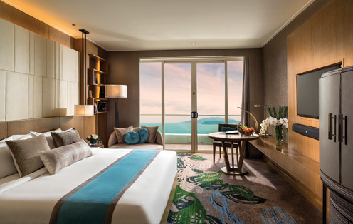 Intercontinental Nha Trang Deluxe King - Ocean View