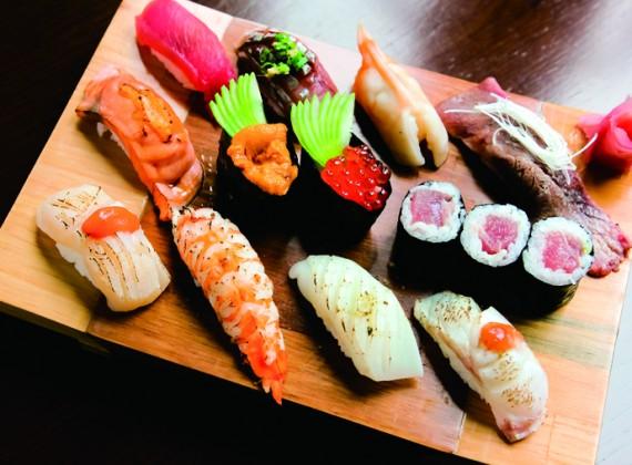 tokusen sushi (no logo)