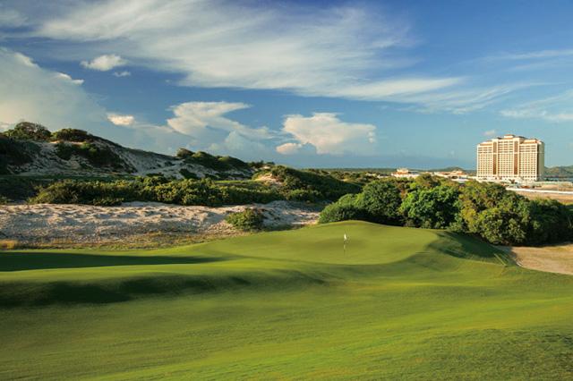 Golf course The Bluffs